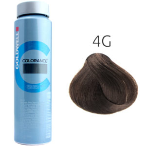 Goldwell - Colorance - Color Bus - 4-G Kastanje - 120 ml